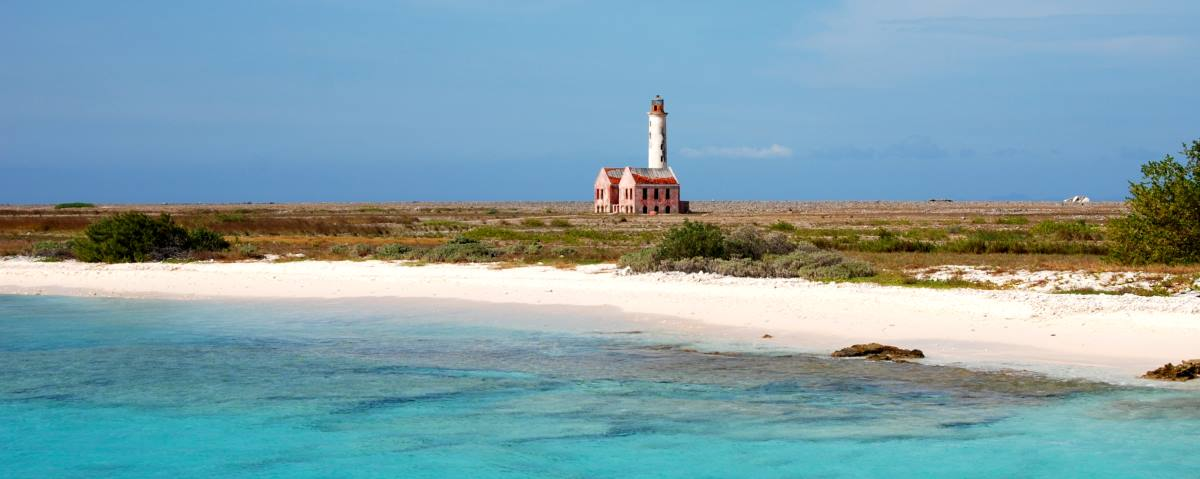 Lighthouse Klein Curacao